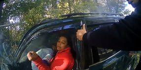 New Jersey Officer, Good Samaritan Save Two Women from Burning Car