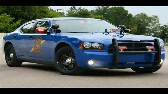 Dodge Charger Patrol Car