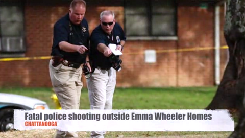 Chattanooga Officers Shoot, Kill Armed Man Endangering Child, Officer