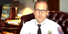 Maryland Chief Apologizes for Officer's Comment About 'Black Bad Guy'