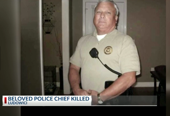 Georgia Police Chief Killed During Vehicle Pursuit