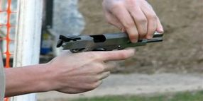 How to Clear a Jammed 1911 Pistol