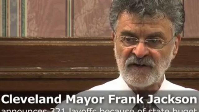 Cleveland Mayor Announces Officer Layoffs