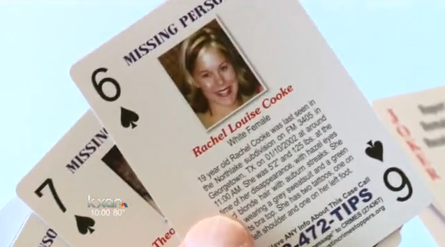 Can Giving Playing Cards to Inmates Crack Cold Cases?