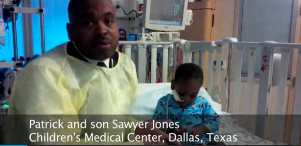 Dallas Officer's Infant Needs New Heart