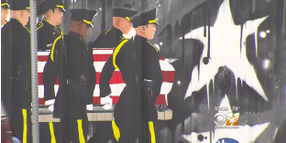 Mural Honoring Ambushed Dallas Officers Removed for Code Violation