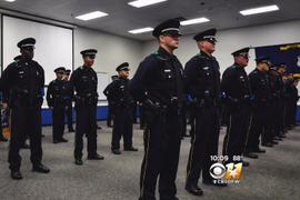 Dallas Police Department Losing New Recruits