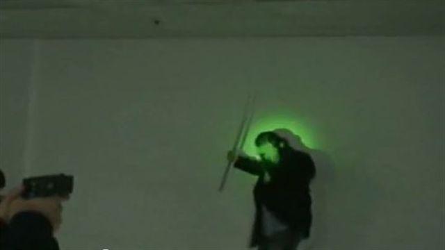 Dazer Laser Defender Demo