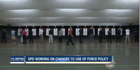 Denver Police Rewriting Use-of-Force Policy to Emphasize Minimal Force