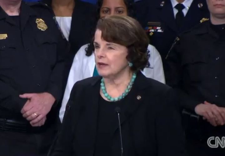 Feinstein Proposes Assault Weapons Ban
