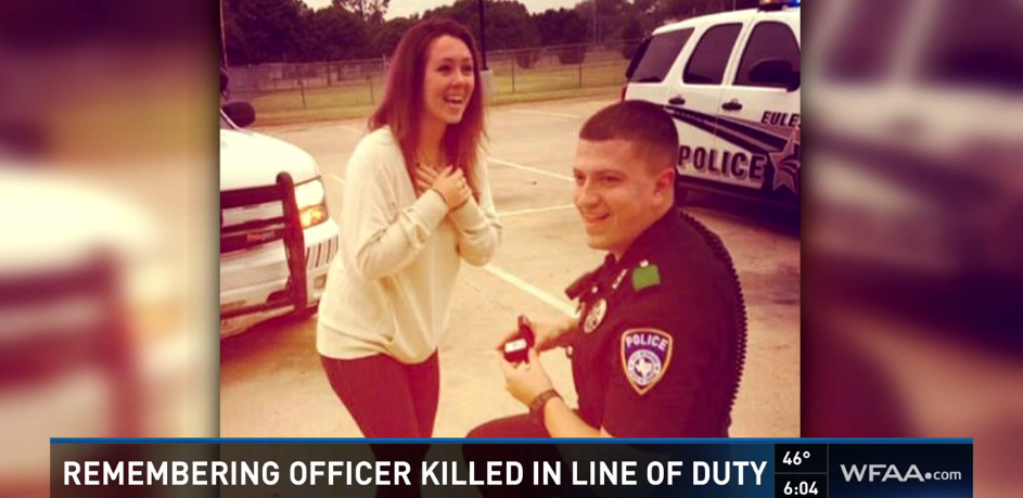 Dallas-Area Officer Killed in Shootout