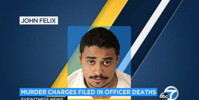 Man Charged with Murder in Killings of Palm Springs Officers
