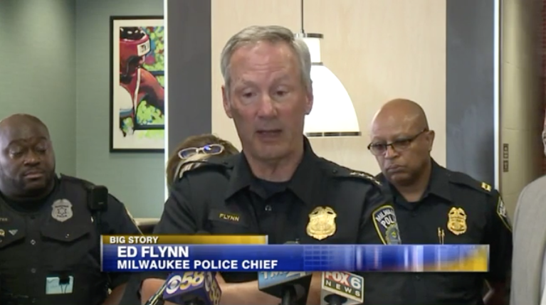 Milwaukee Chief Threatened with Firing If He Doesn't Permit More Vehicle Pursuits