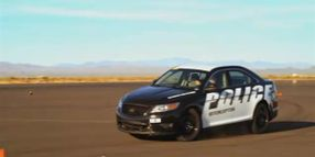 Ford Police Interceptors: City Pursuit