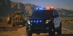 Ford Police Interceptors: Purpose Built