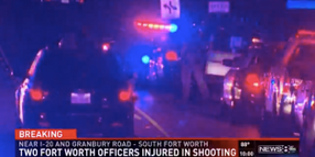 2 Texas Officers Wounded Responding to Suicide, Suspect Killed in Standoff