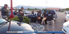 "Police Arrest 156 Suspected Gang Members in ""Operation Triple Beam Colorado"""