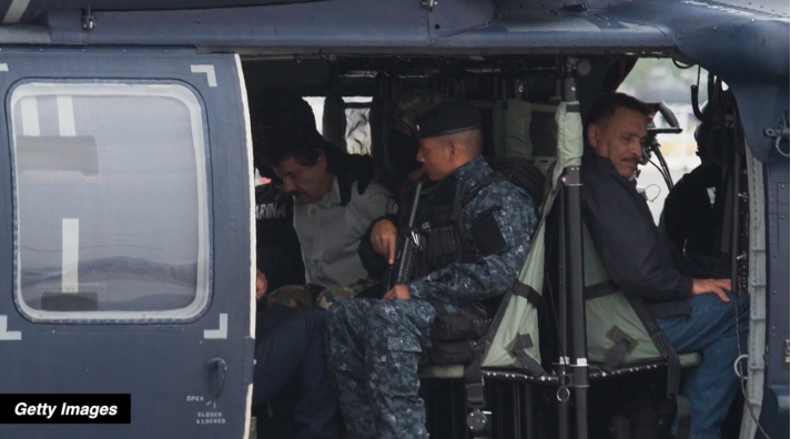 How Mexican Police Captured Cartel Kingpin