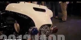 IACP 2013: 2014 Harley-Davidson Police Electra Glide