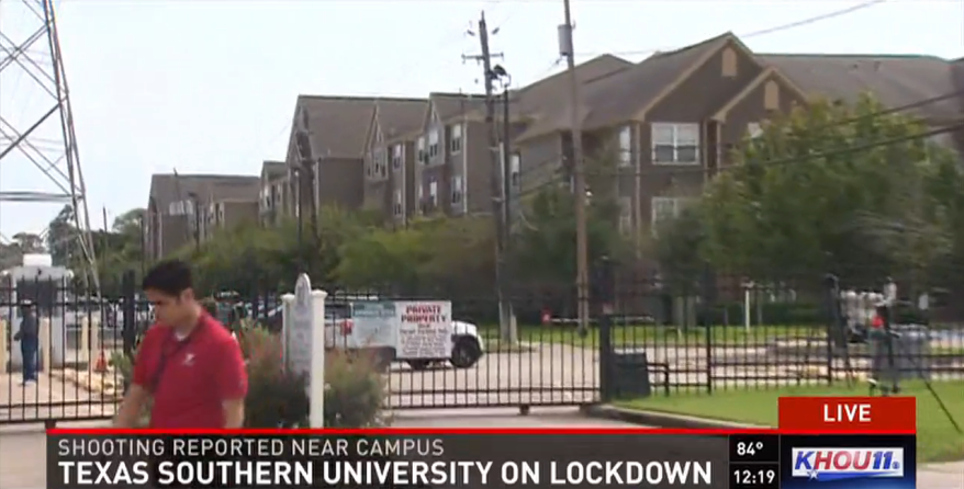 Student Shot and Killed on Texas University Campus