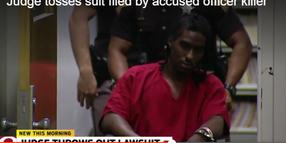 Judge Tosses Accused Cop Killer's Lawsuit That Named Fallen Officer as Defendant