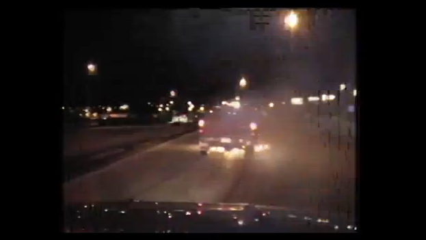 Truck Ignites During Iowa Vehicle Pursuit