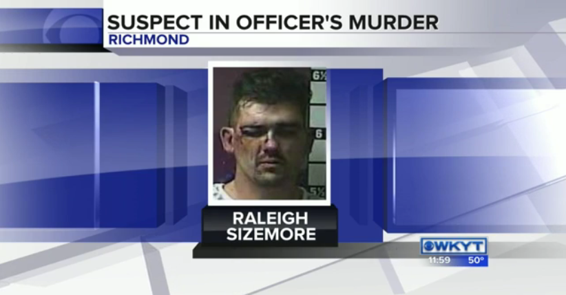Suspects Arraigned in Murder of Kentucky Officer