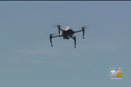 LAPD Asks Police Commission to Approve Drone Program
