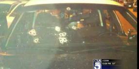 Veteran LAPD Officer's Leg Shattered in Running Gun Battle