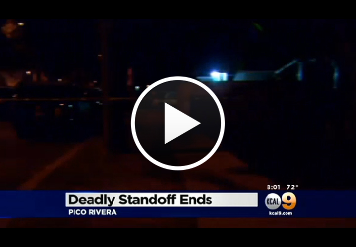2 Killed in Standoff with Los Angeles Deputies