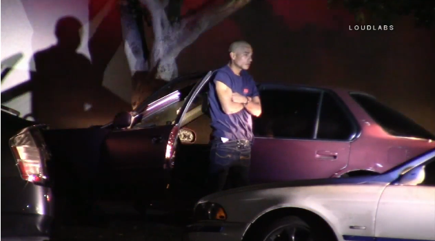 CA Officers Take Down Carjacking Suspect with Less-Lethal Projectile