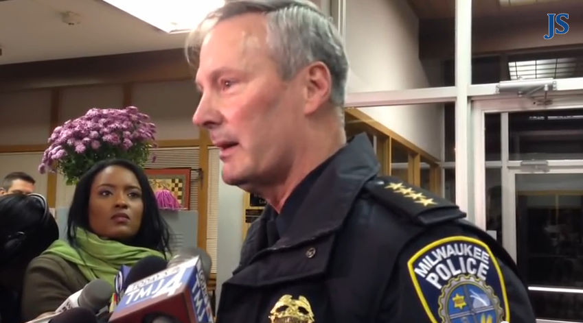 Milwaukee Chief Calls Out Black Activists Over Their Priorities After Public Meeting