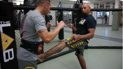 Officer Safety Training Tip: Using Push Kicks