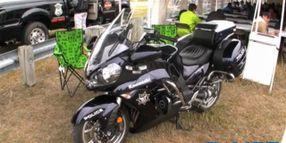 Michigan Vehicle Tests: 2011 Kawasaki Concours 14P