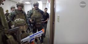 """Make-A-Wish"" Granted by AZ SWAT Team"