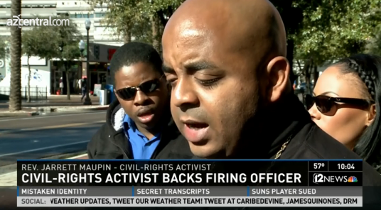 Arizona Activist Who Failed Force-on-Force Scenario Backs Firing of Campus Officer