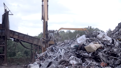 The recycling industry's 10-year-old online scrap metal theft reporting system enables law...