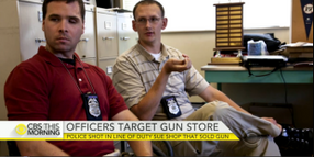 Milwaukee Officers Wounded on Duty Sue Gun Store