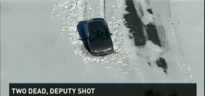 Minn. Deputy Saved by Vest, Shooters Found Dead