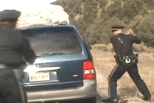 Officers Investigated Over Wild N.M. Traffic Stop