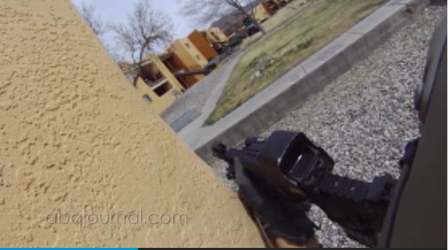 New Mexico Officer Cleared in 2013 Standoff Shooting