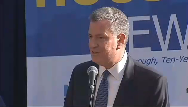 NYPD Unions and Mayor Trade Verbal Jabs