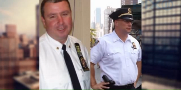 NYPD Officers Sprayed with Accelerant, Burned while Apprehending Murder Suspect