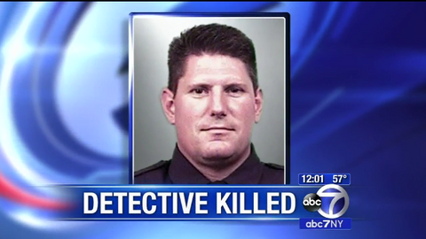 NYPD Detective Killed by Suicide Bomber in Afghanistan
