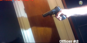 NYPD Releases First Body Cam Footage of Officer-Involved Shooting