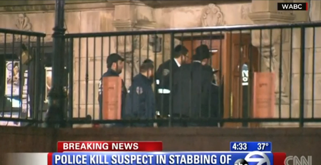 NYPD Officer Kills Knife Attacker in Brooklyn Synagogue