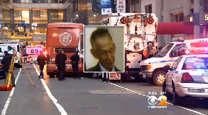 NYPD Traffic Agent Killed by Truck