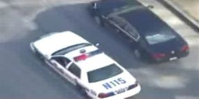 Pursuit Through Narrow North Philly Streets