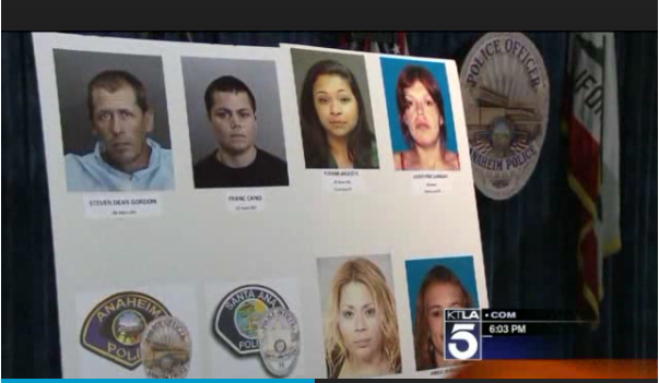 Police: Calif. Sex Offenders Wore Ankle Monitors During Murders