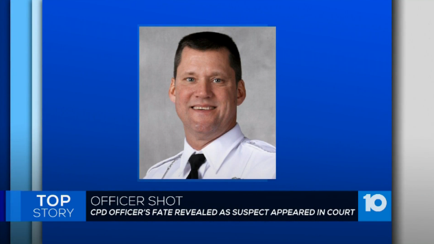 Wounded Ohio SWAT Officer on Life Support, Expected Not to Survive